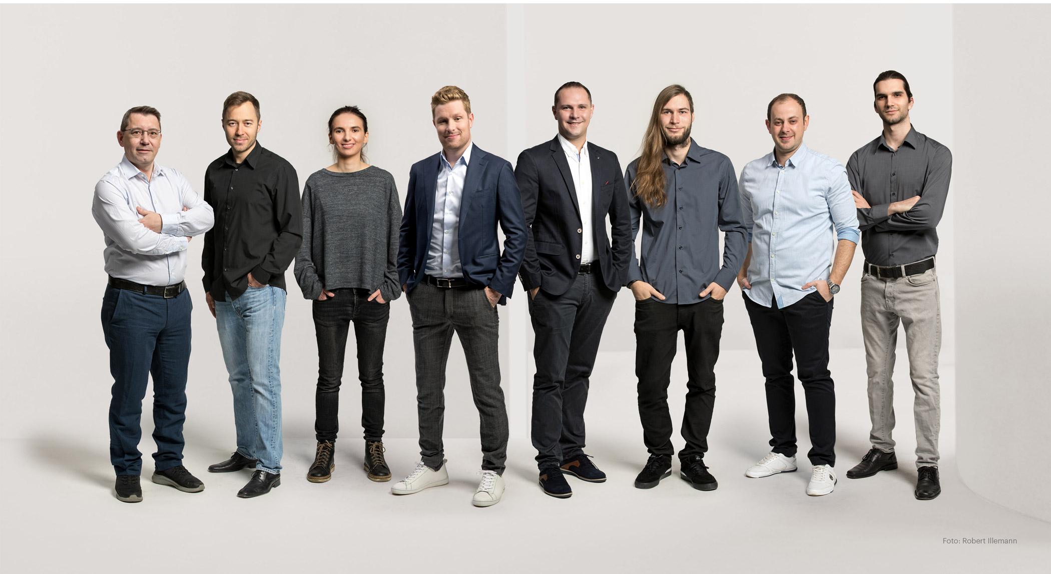 Das Team von HMI-Master